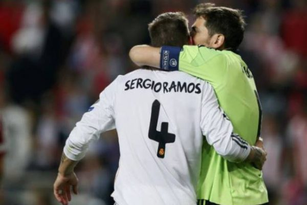 Sergio Ramos left 16-year-old Real Madrid to join Paris Saint-Germain