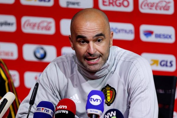 Martinez has no comment on being linked to Barcelona